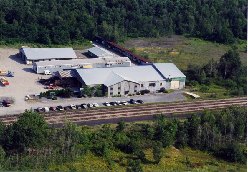 Harvest Homes Manufacturing Facilty in Delanson NY