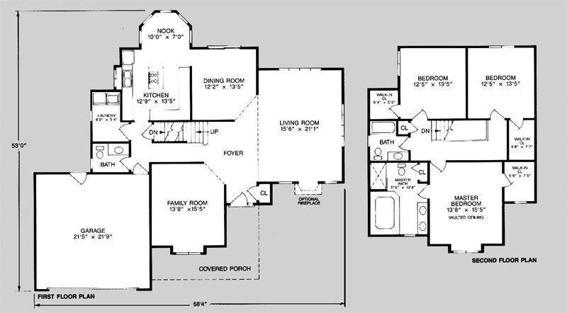 Cool Fairfield 3 Bdrm 2 5 Bath Model Panelized Home Builders Download Free Architecture Designs Embacsunscenecom