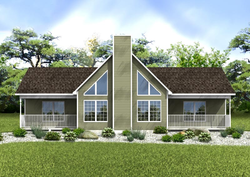 Lackawaxen Model Home