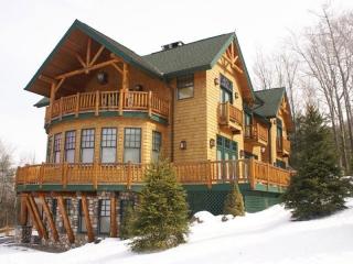 Large Adirondack style home